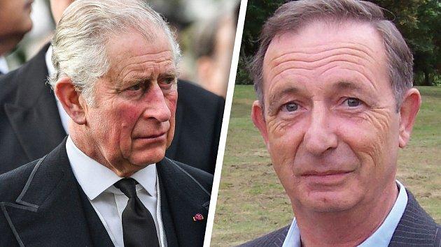 Guenther Focke, údajný bratr prince Charlese, hodlá svůj vznešený původ dokázat ještě před smrtí prince Philipa.