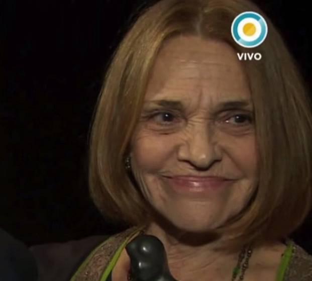 Obličej Fernandy Mistral vám možná může být podvědomý. Hrála ve filmu Kamčatka. Zbytek filmografie nestojí moc za zmínku, ačkoli v Argentině je uznávanou herečkou.