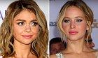 Sarah Hyland i Jennifer Lawrence jsou ročník 1990. Ano, jsou mladičké a ani Jennifer nevypadá, že by jí bylo nějak výrazně víc než Sarah. Na druhou stranu Sarah vypadá o hodně mladší než její kolegyně.