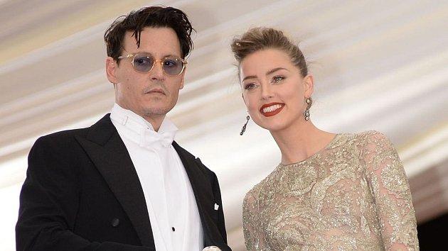 Johnny Depp je vysněným mužem Amber Heard.