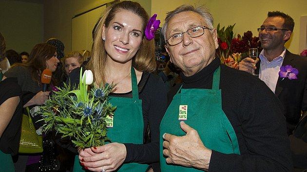 Jiří Menzel a jeho Olga