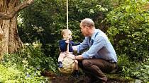 Princ William a princ Louis
