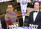 Sheldon a hlavně jeho představitel Jim Parsons se snad vůbec nezměnil.