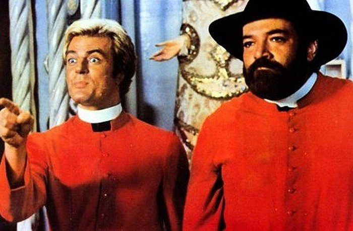 Šimon a Matouš s Antonio Cantaforou