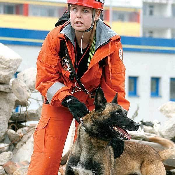 Psí záchranář