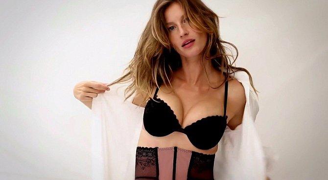 Jedna z nejlépe placených modelek světa.