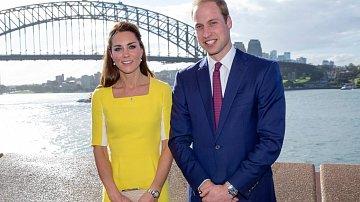 William a Kate v Sydney