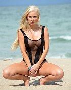Brazilka oblíbená u Playboye tentokrát intimnosti skrývala...