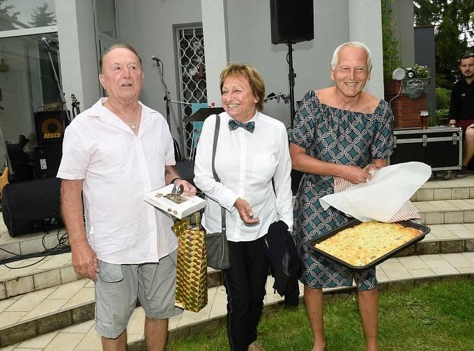 Petr Janda, Blanka Pirková, Jan Pirk