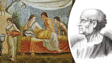 Nad nevěstinci v Římě dohlížel Marcus Porcius Cato.