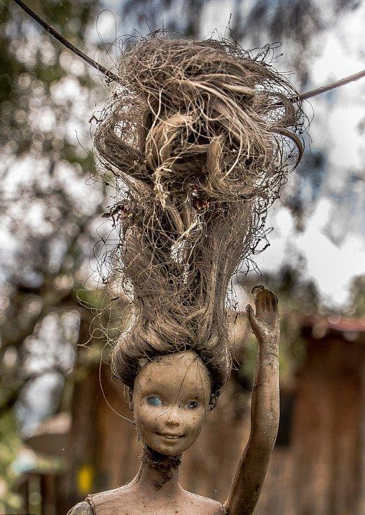 Itohle byla původně neškodná dětská hračka.