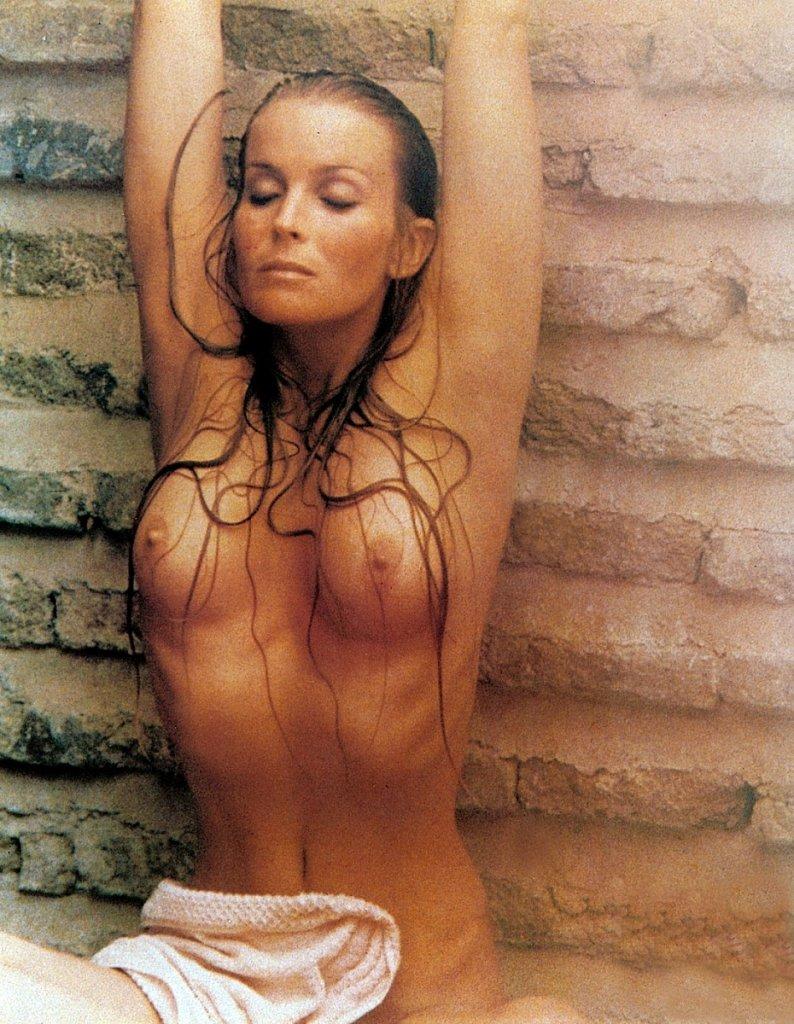 Naked Bo derek