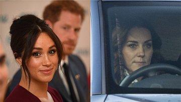 Meghan Markle, Harry, Kate Middleton