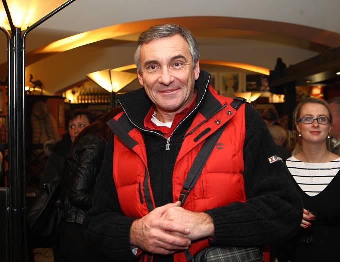 Jan Čenský je pro ženy sexy.