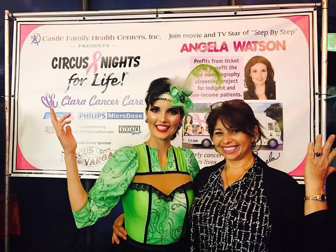 Angela Watson nějakou dobu pracovala jako mluvčí, věnuje se také charitě. Možná nakonec lituje, že se vzdala role hvězdy před kamerou...