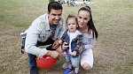 Moderátor Petr Vojnar se rozešel s přítelkyní, s níž má malého syna.