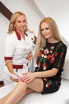 Lucie Hadašová chce podstoupit neinvazivní liposukci.