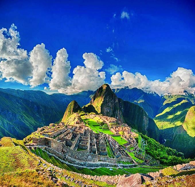 Machu Picchu bylo ještě před 100 lety zcela neznámé.