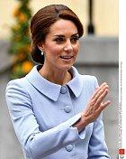 Pohublá Kate Middleton
