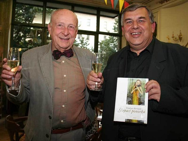 Stanislav Zindulka a Vladimír Bernášek