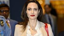 Angelina Jolie obvinila exmanžela z domácího násilí.