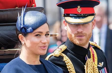 Popularita prince Harryho a Meghan Markle klesá každý den níž a níž.