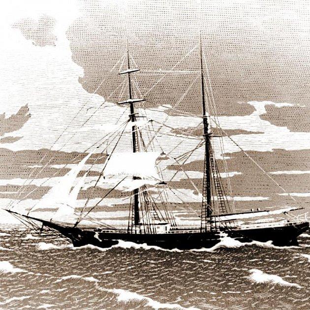Na prokleté lodi se po události nechtěl nikdo plavit.