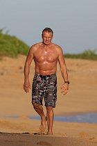 Populární akční hrdina předvedl neskutečně vypracované svaly...