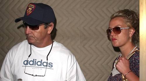 Britney Spears s otcem Jamesem
