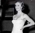 Historicky první Miss Universe z roku 1952 z Finska Armi Kuusela.