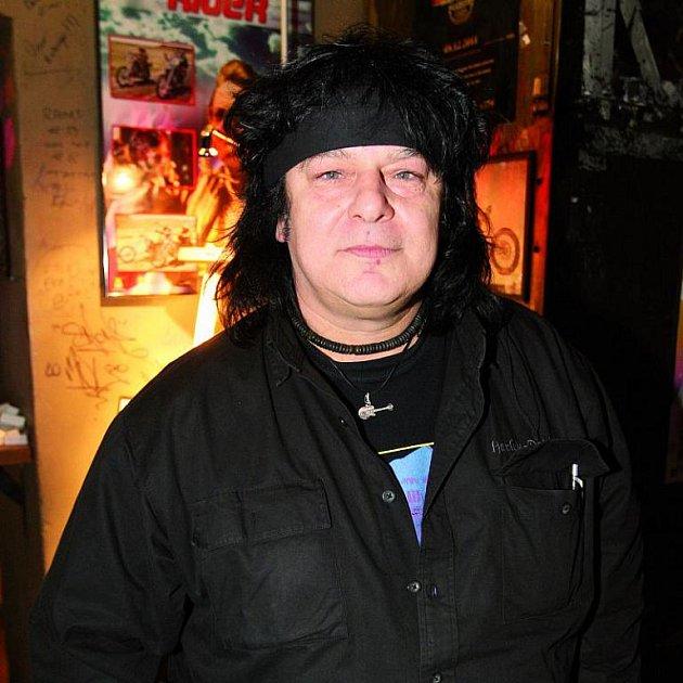 Manažer Richard Dušák
