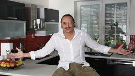 Marian Vojtko překvapil a dokonce prozradil, že v kuchyni je jako doma.