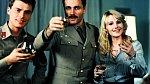 Michele, Franco Nero aMiou-Miou vefilmu Vítězný pochod (1976).