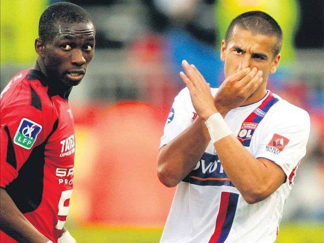 To se mu teda povedlo! Milan Baroš neudržel nervy na uzdě a za tato gesta si z Kamerunce Mbiy udělal velkého nepřítele.