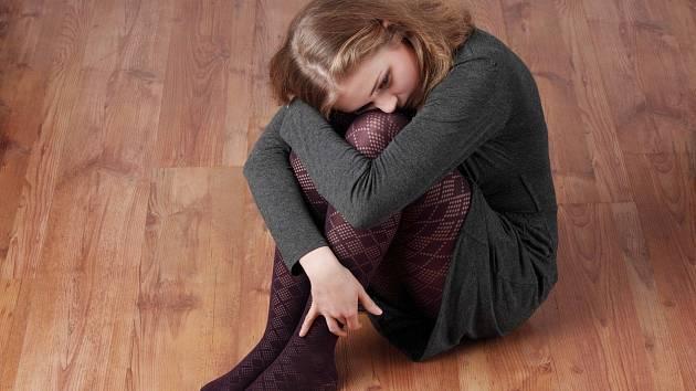 Deprese je u dětí obzvláště nebezpečná.