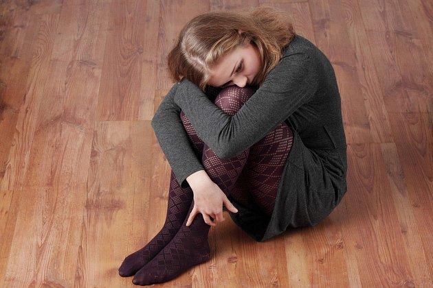 Deprese je udětí obzvláště nebezpečná.