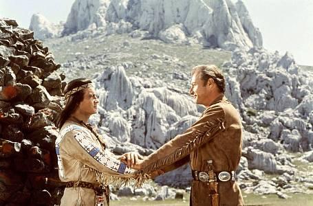 Nejslavnější dvojka Divokého západu. Alespoň vEvropě.