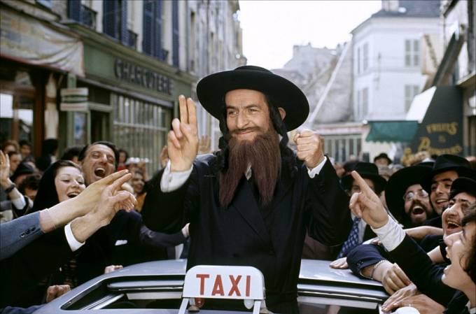 Film Dobrodružství rabína Jákoba (1973) znamenal jediný aúspěšný pokus dobýt Ameriku.
