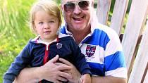 Michal David bere vnuka Sebastiana jako vlastního syna.