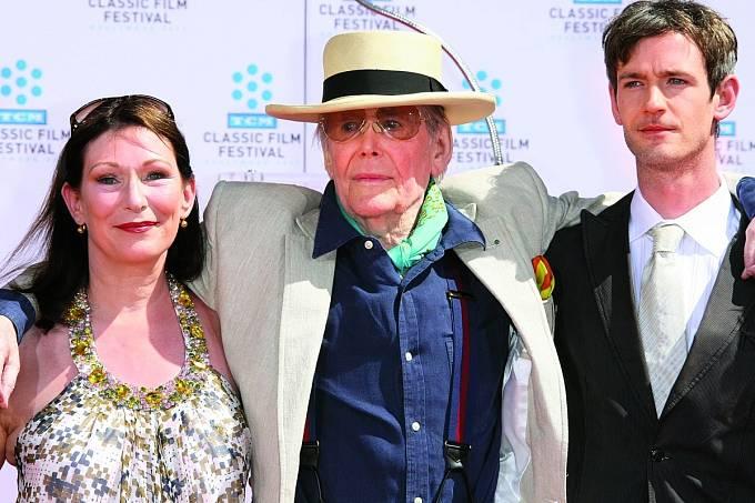 Peter s dcerou Kate a synem Lorcanem