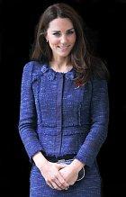Pohublá Kate musí náročným těhotenstvím neskutečně trpět.
