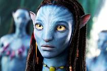 Zoe Saldana v Avataru