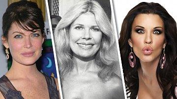 Lara Flynn Boyleová, Loretta Switová a Janice Dickinsonová. Opravdu chcete vidět, jak vypadají nyní?
