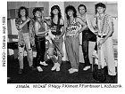 Skupina Indigo v roce 1989