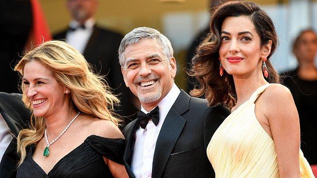 George Clooney a 'jeho' ženy