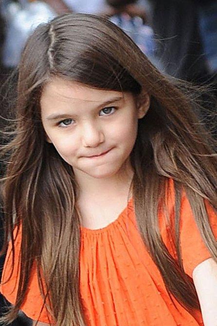 S exmanželkou Katie Holmes má dceru Suri.
