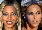 Beyoncé má falešné leccos. Včetně nosu.
