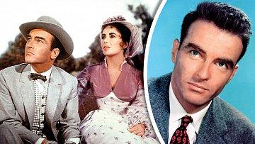Clift aTaylorová vdramatu Raintree Country (1957), tehdy nejdražším filmu studia MGM.