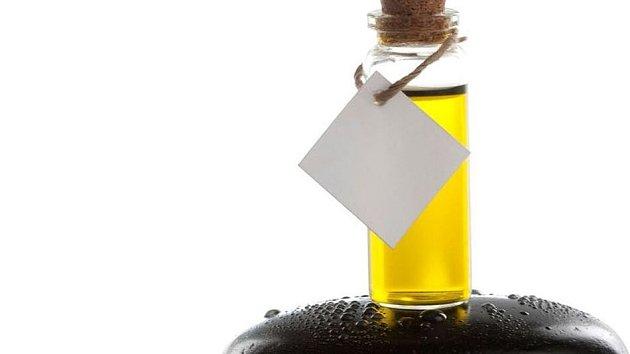 Rostlinný olej umí být zdatným pomocníkem...