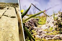 Na Maltě jsou desítky kilometrů podobných rýh. Vznikly před mnoha tisíci lety. Jejich účel je ale neznámý.